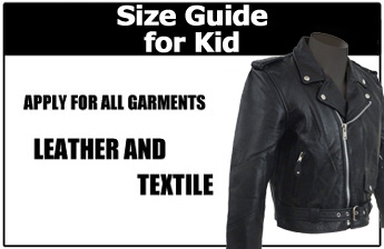 Size Guide For Kids